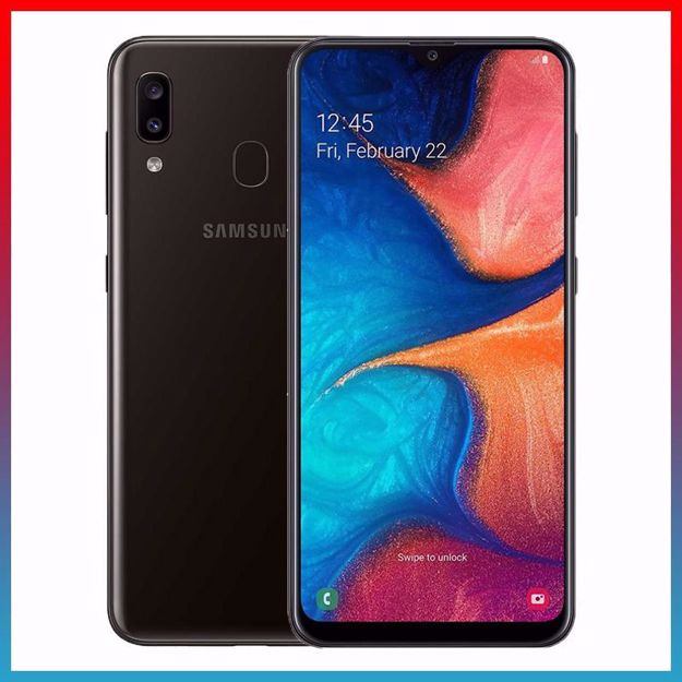 Picture of Samsung Galaxy A20 [32GB + 3GB RAM] Malaysia Set