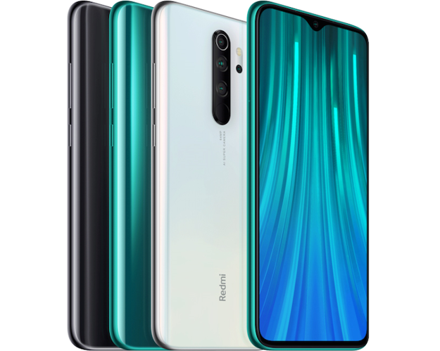 Picture of Xiaomi Redmi Note 8 Pro [128GB ROM + 6/8GB RAM] Original Imported Set