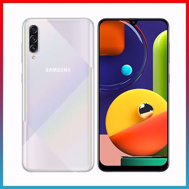 Picture of Samsung Galaxy A50S [128GB ROM + 6GB RAM] Malaysia Set
