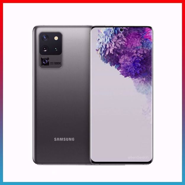 Picture of Samsung Galaxy S20 Ultra 5G [12GB RAM | 128GB ROM]  Original Malaysia
