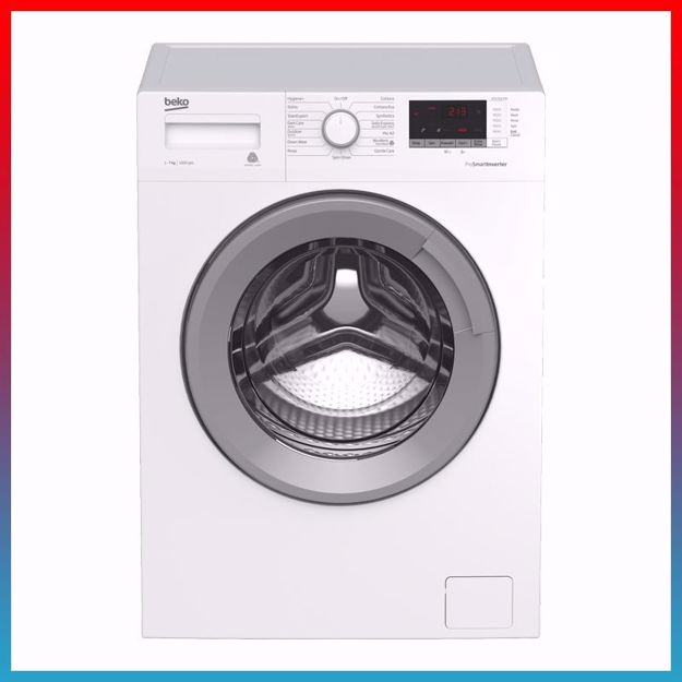 Picture of BEKO Freestanding Washing Machine (7 kg, 1000 rpm) Front Load