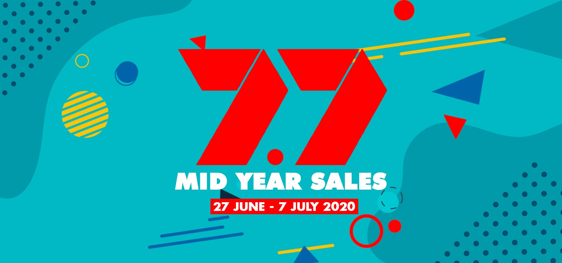 Picture for category 7.7 MID YEAR SALES 2020