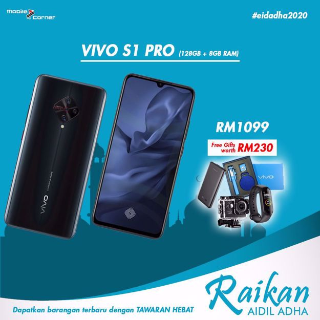 Picture of VIVO S1 PRO [128GB + 6GB RAM] ORIGINAL MALAYSIA