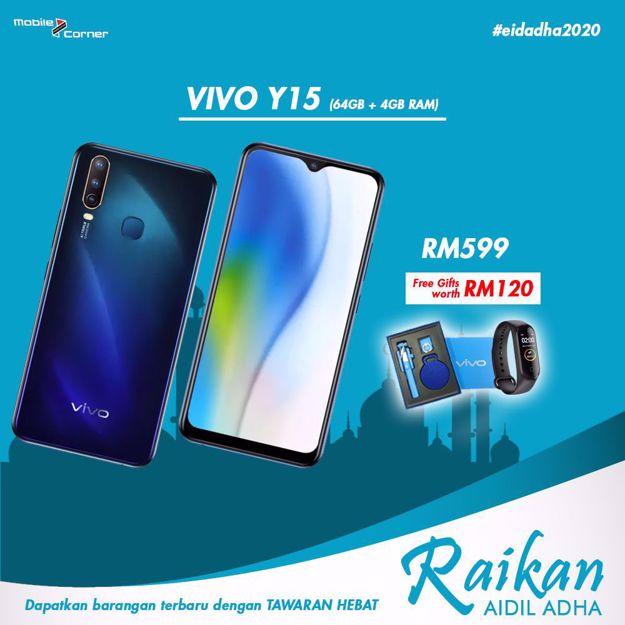 Picture of VIVO Y15 2020 [64GB +4GB RAM] ORIGINAL MALAYSIA