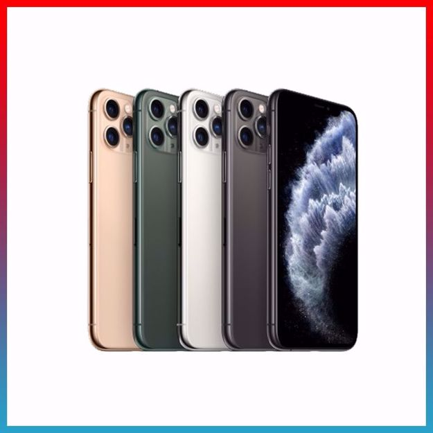 Picture of APPLE IPHONE 11 PRO [64GB] MALAYSIA SET
