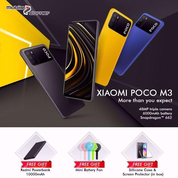 Picture of XIAOMI POCO M3 [128GB  + 4GB RAM] MALAYSIA SET