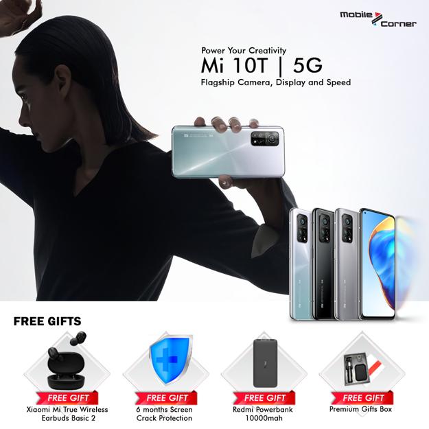 Picture of XIAOMI MI 10T [128GB + 6GB RAM] MALAYSIA SET