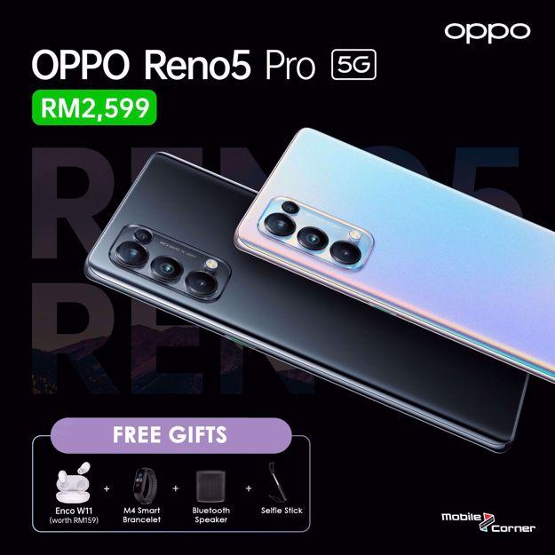 Picture of Oppo Reno 5 PRO | 5G | 12GB + 256GB