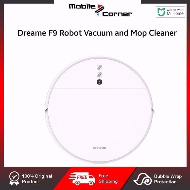 Picture of Xiaomi dreame f9 robot vacuum cleaner