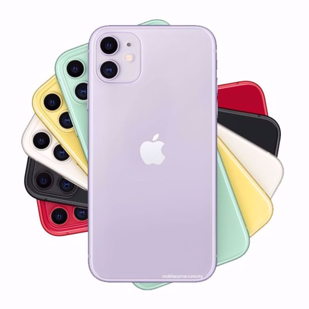 Picture of APPLE IPHONE 11 [256GB] MALAYSIA SET