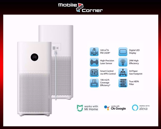 Picture of XIAOMI AIR PURIFIER 3C
