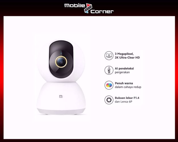 Picture of XIAOMI HOME SECURITY CAMERA 2K